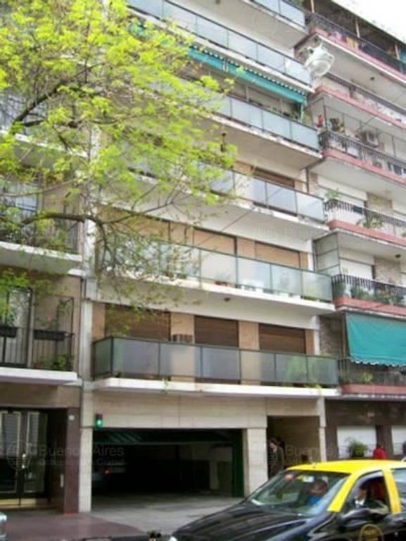 4 Ambientes C/ DEP frente con Balcón y Cochera