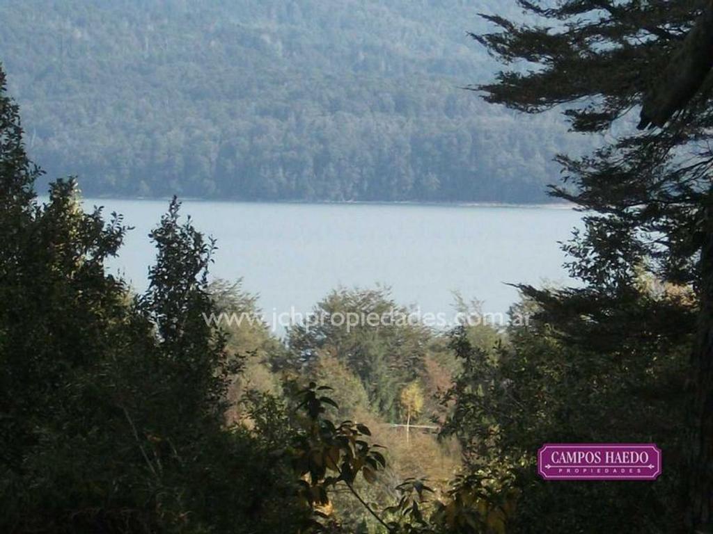 Lote en Lomas del Correntoso con Vista al Lago (L43)