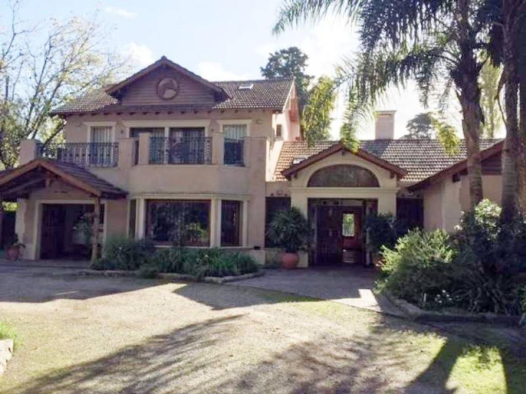 Casa Quinta Maschwitz Barrio Abierto