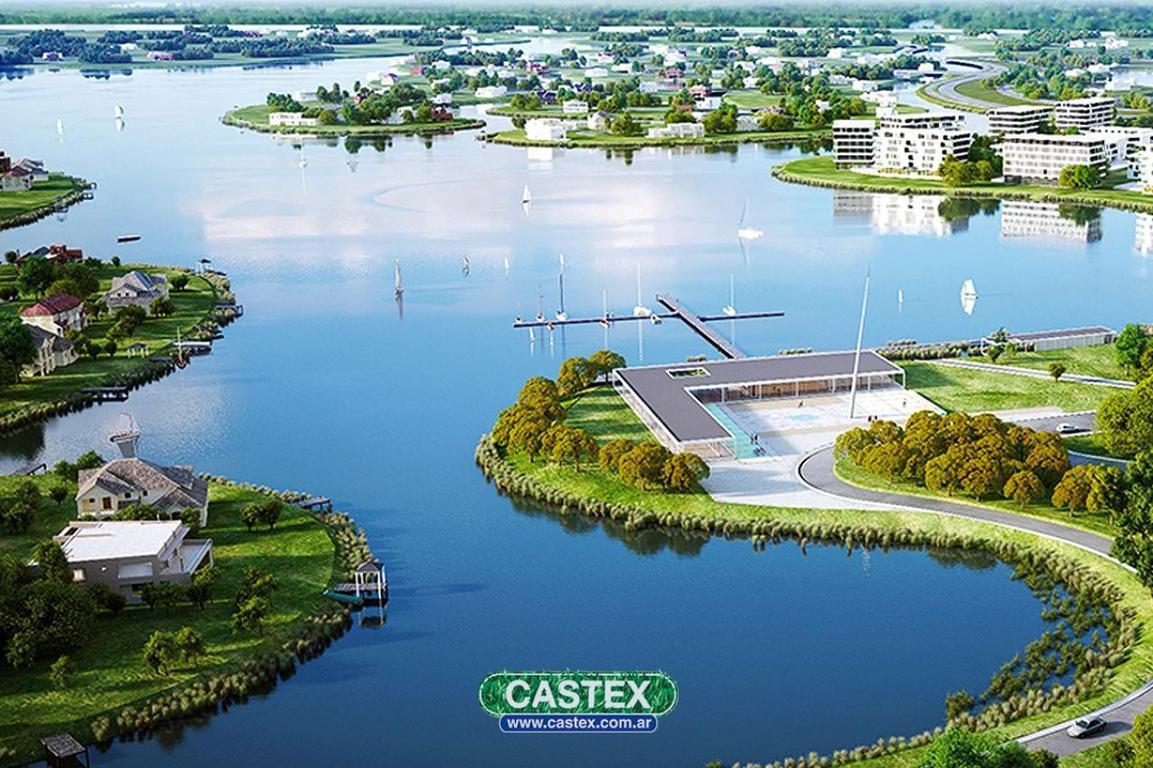 Lote al lago con financiación en Acacias