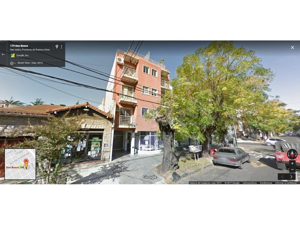 San Isidro Departamento 3 ambientes con cochera APTO CREDITO HIPOTECARIO