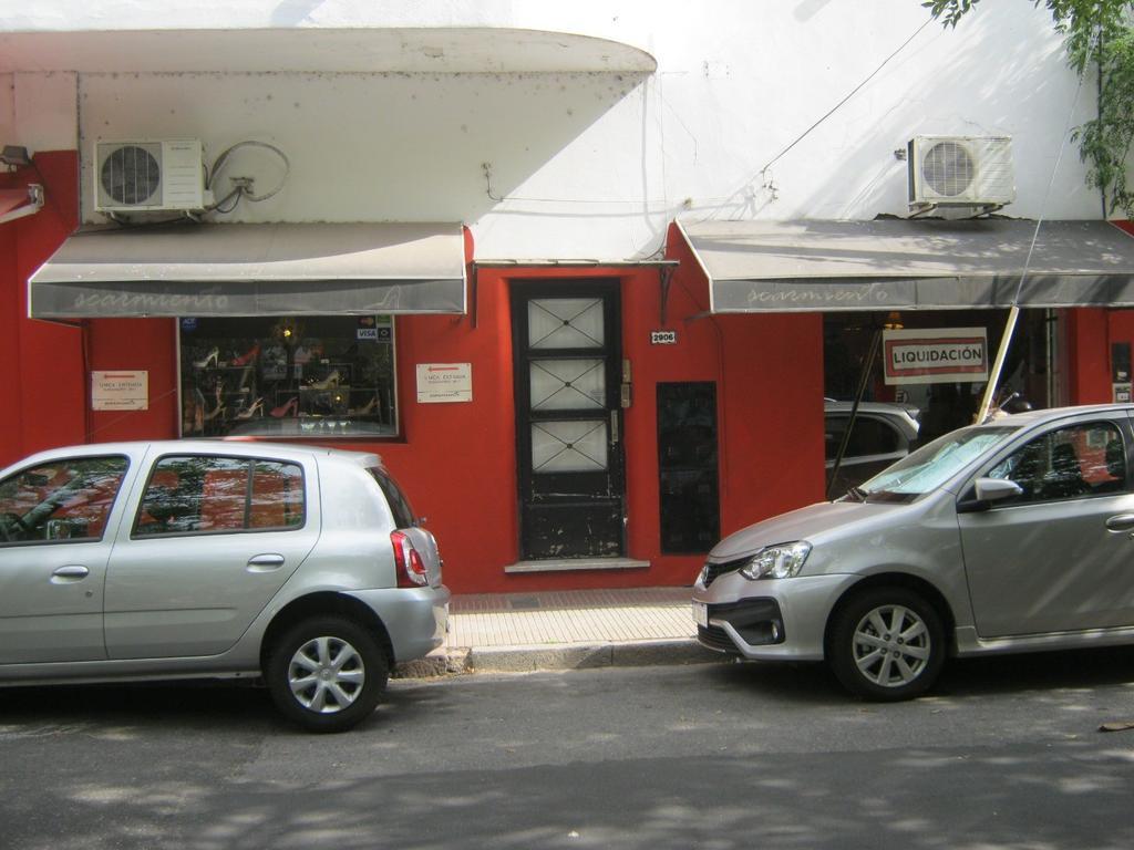 Nuñez-Saavedra Alquilo en boulevard García del Río 4 amb  84 m2, PA  fte., sólo uso prof./comercial.