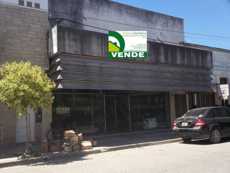 Venta terreno céntrico, con local comercial y departamento, IDEAL INVERSORES