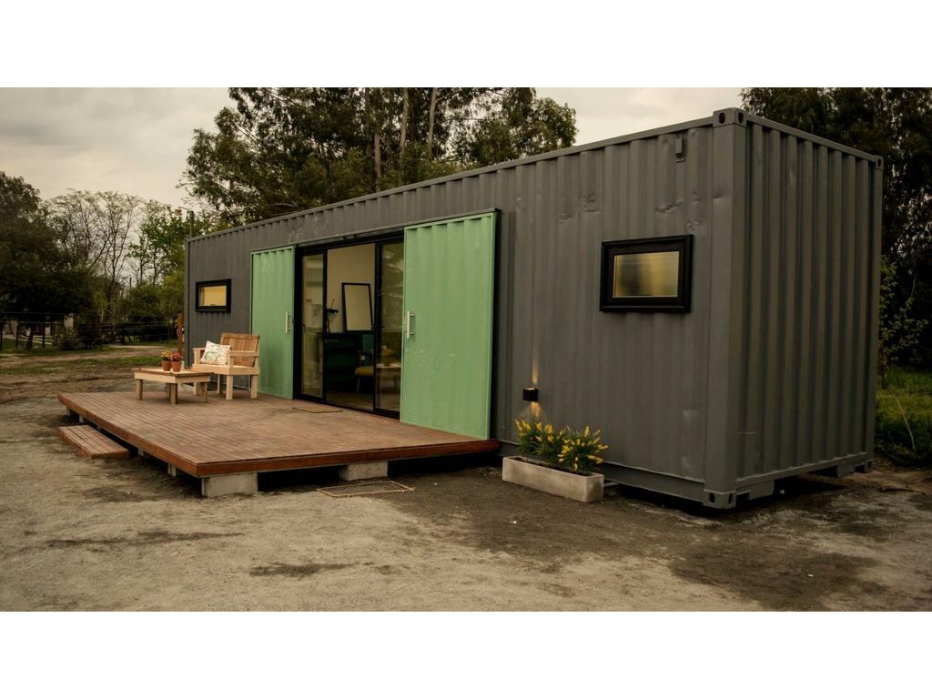 Casa en venta en casas container con lo ultimo en dise o - Casa container espana ...