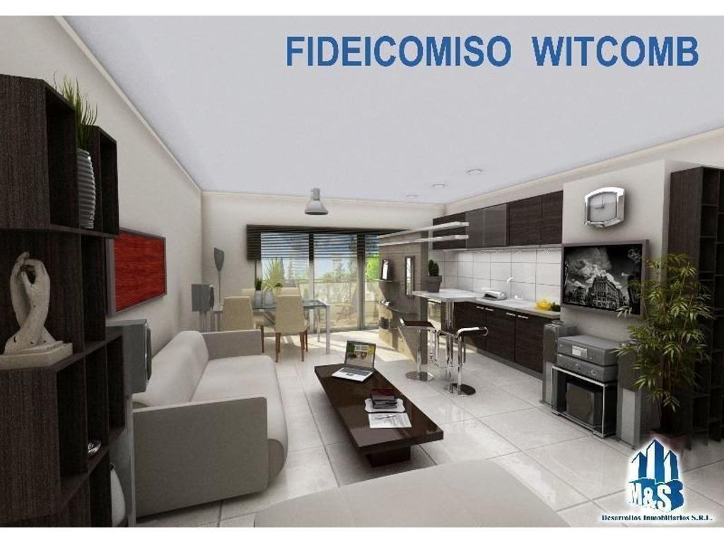 FIDEICOMISO WITCOMB II ANTICIPO Y FINANCIACION EN PESOS. CUOTAS A 30 MESES