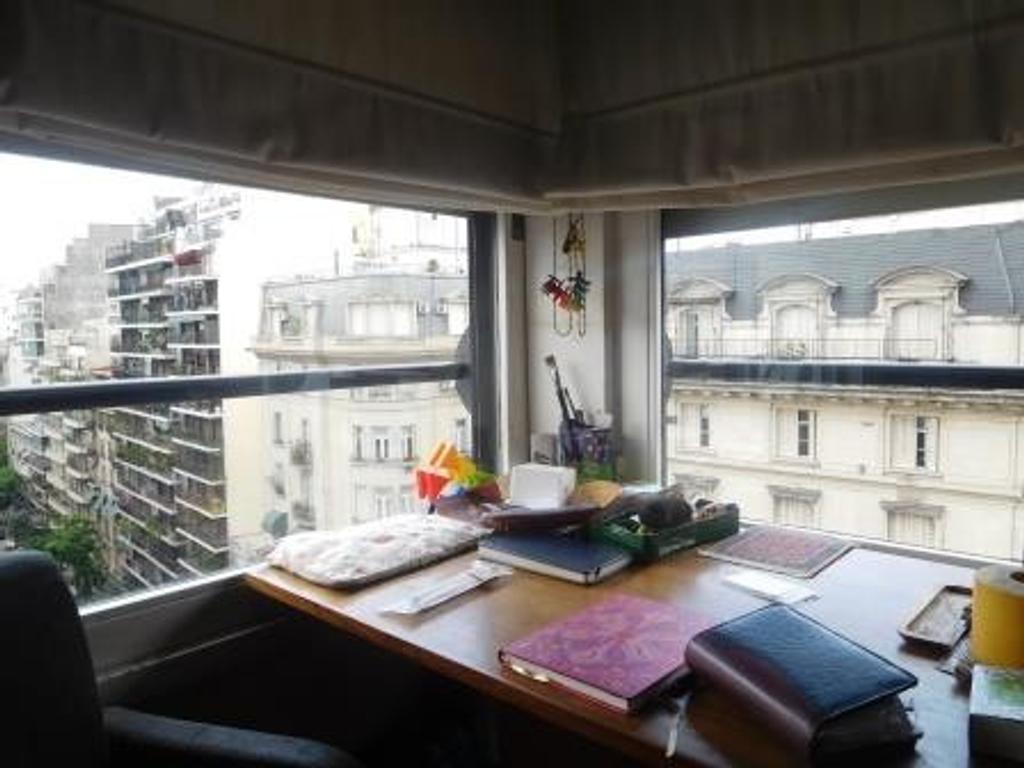Excelente 3 ambientes con cochera fija en una de las mejores torres de Buenos Aires: Los Galgos