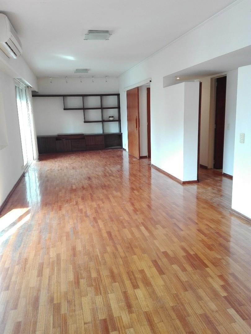 Excelente Dpto 4 amb al frente c/dep. Edif de Categoria. Las Cañitas, La imprenta. Belgrano