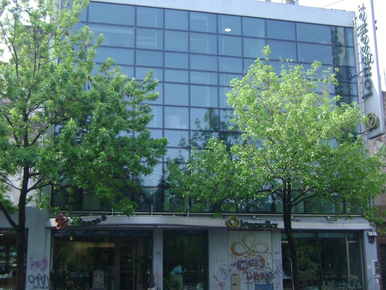 Edificio de oficinas en Block