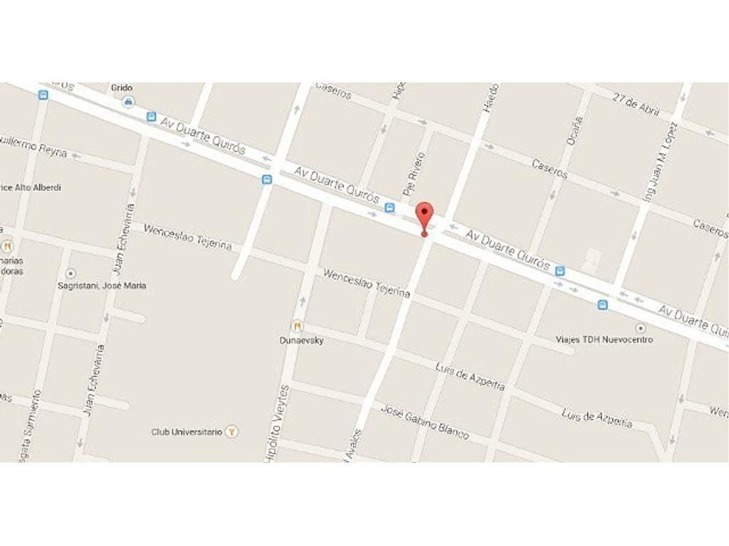Departamento En Venta En Duarte Quiros 2153 Alto Alberdi  # Muebles Tejerina