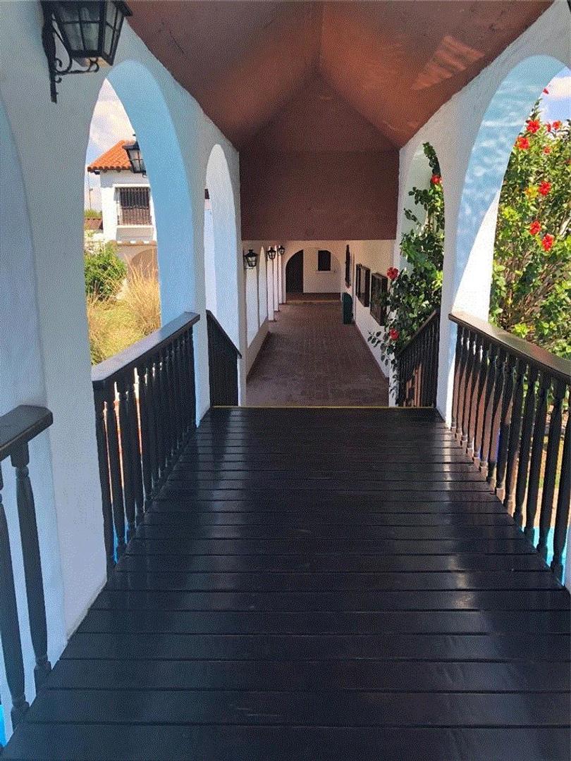 Exc casa en Aranjuez de 3 Dorm liv com toil coc y jardinD330000GABY LOPEZ ******** - Foto 18