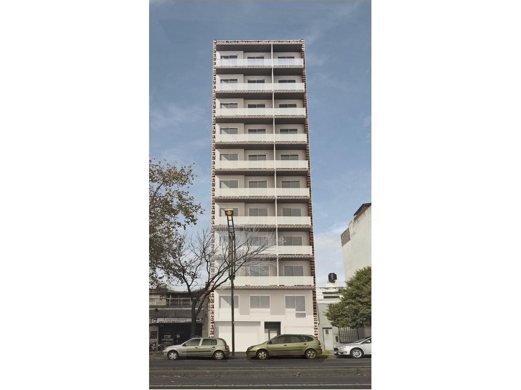 Departamento a estrenar 1 dormitorio Pellegrini 3800 - Entrega Diciembre 2019