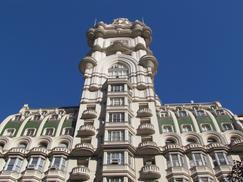 Edificio Emblemático de Oficinas - Palacio Barolo -
