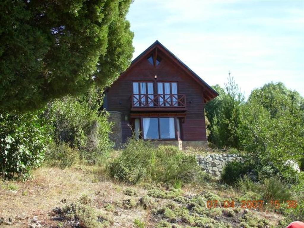 Cabaña 3 dormitorios VILLA PEHUENIA Zona La Península EXCLUSIVA!!