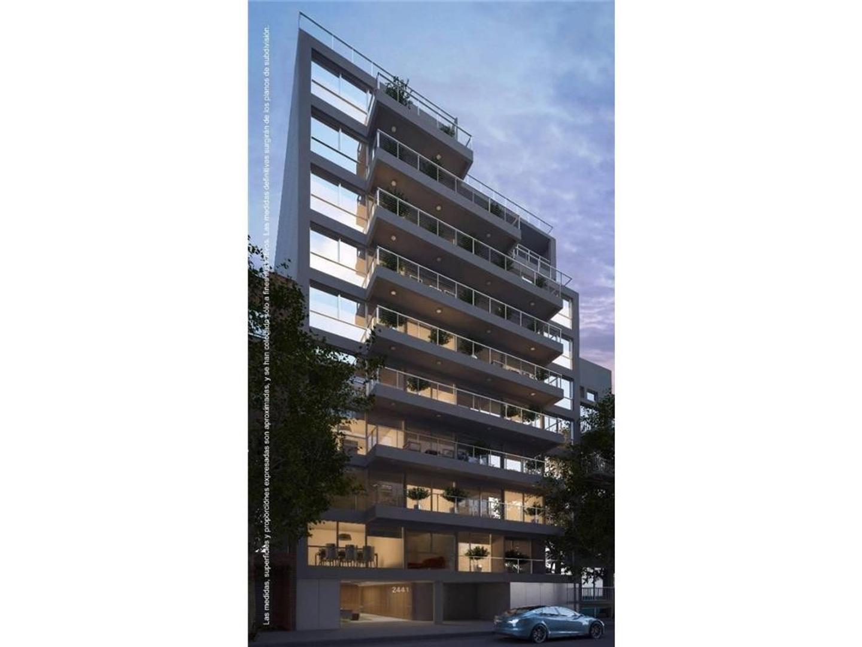 Monoambiente a ESTRENAR - Lateral, Edif. Categoría (QUO) - Inmejorable Zona