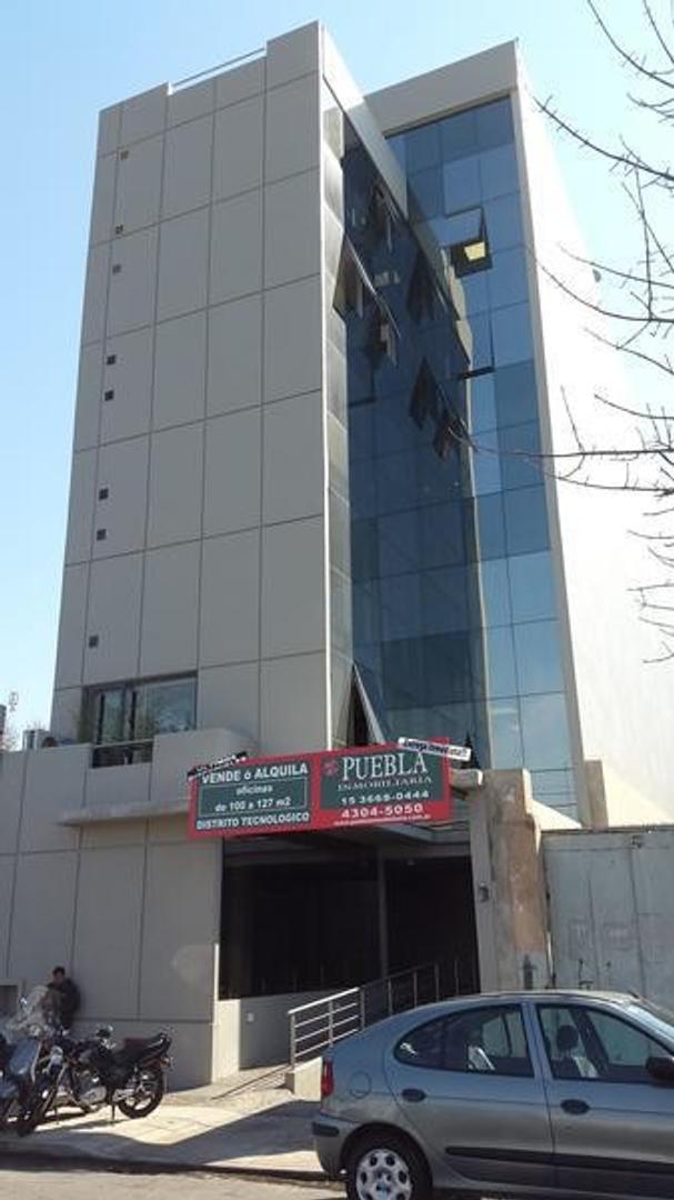 Oficina premium en venta o alquiler de 127 m2 cubiertos