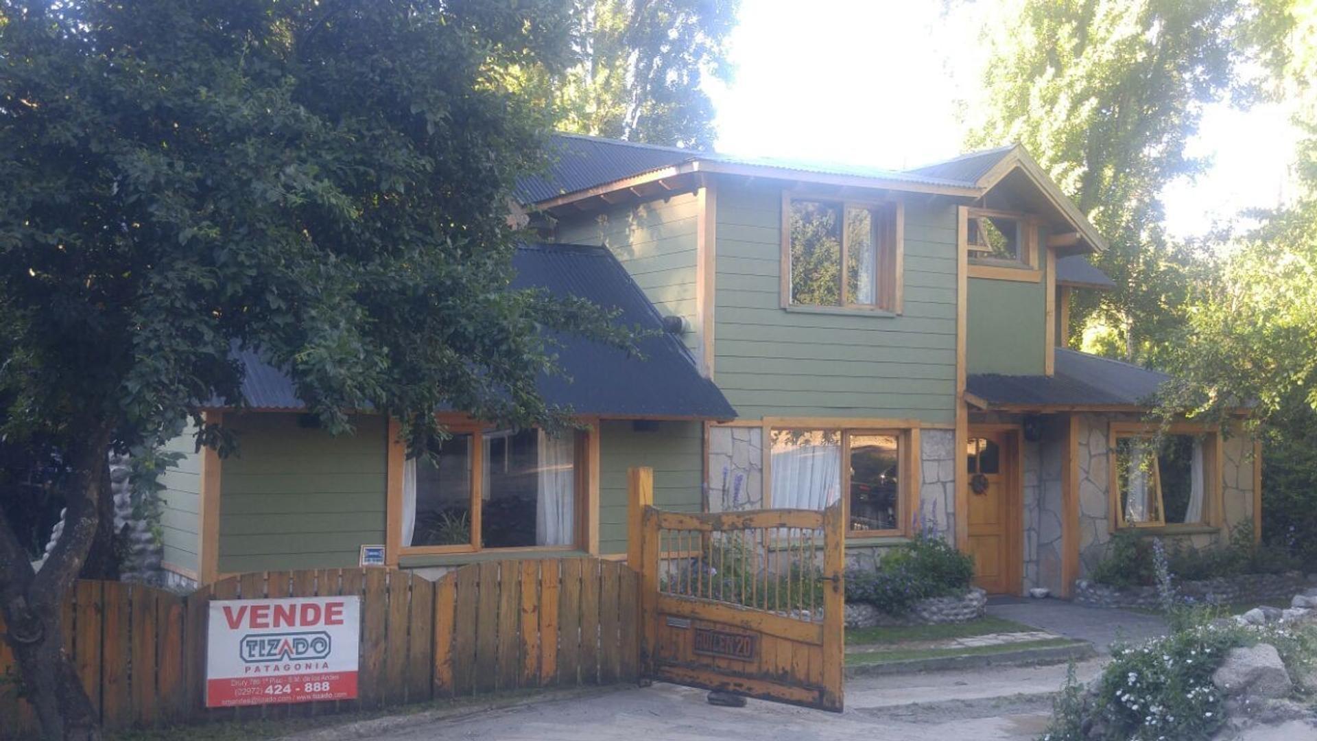 Casa  en Venta ubicado en Bickel, San Martin de los Andes - SMA1165_LP122954_1