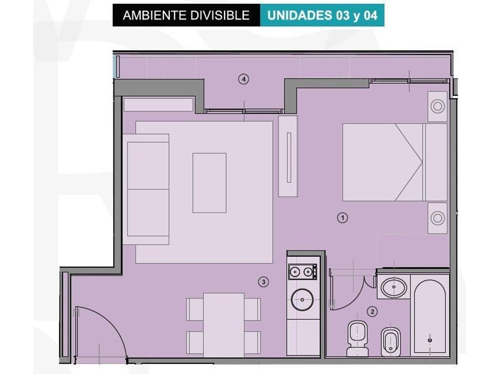 Departamento - Venta - Vera 800 - PRO0008_LP110189_3