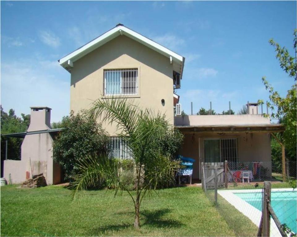 Venta Casa en Barrio Parque Sakura Zona Exaltación de la Cruz, Gran Bs.As., Argentina.