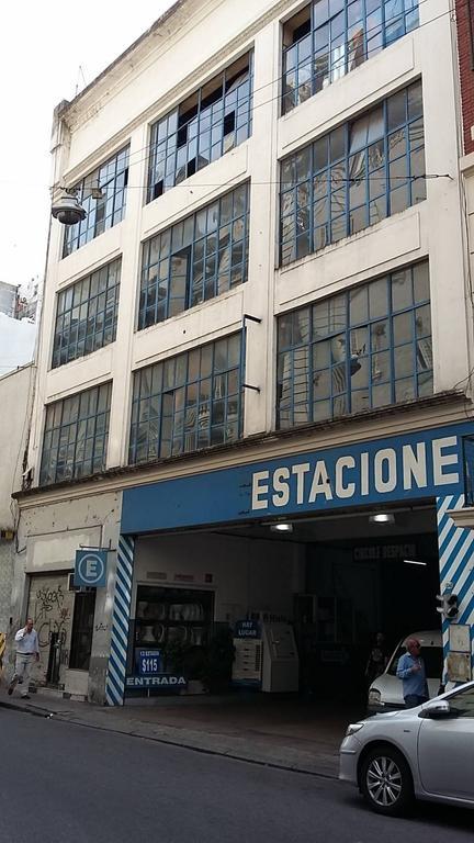 Edificio de cocheras Lote  Perón 1300  San Nicolas