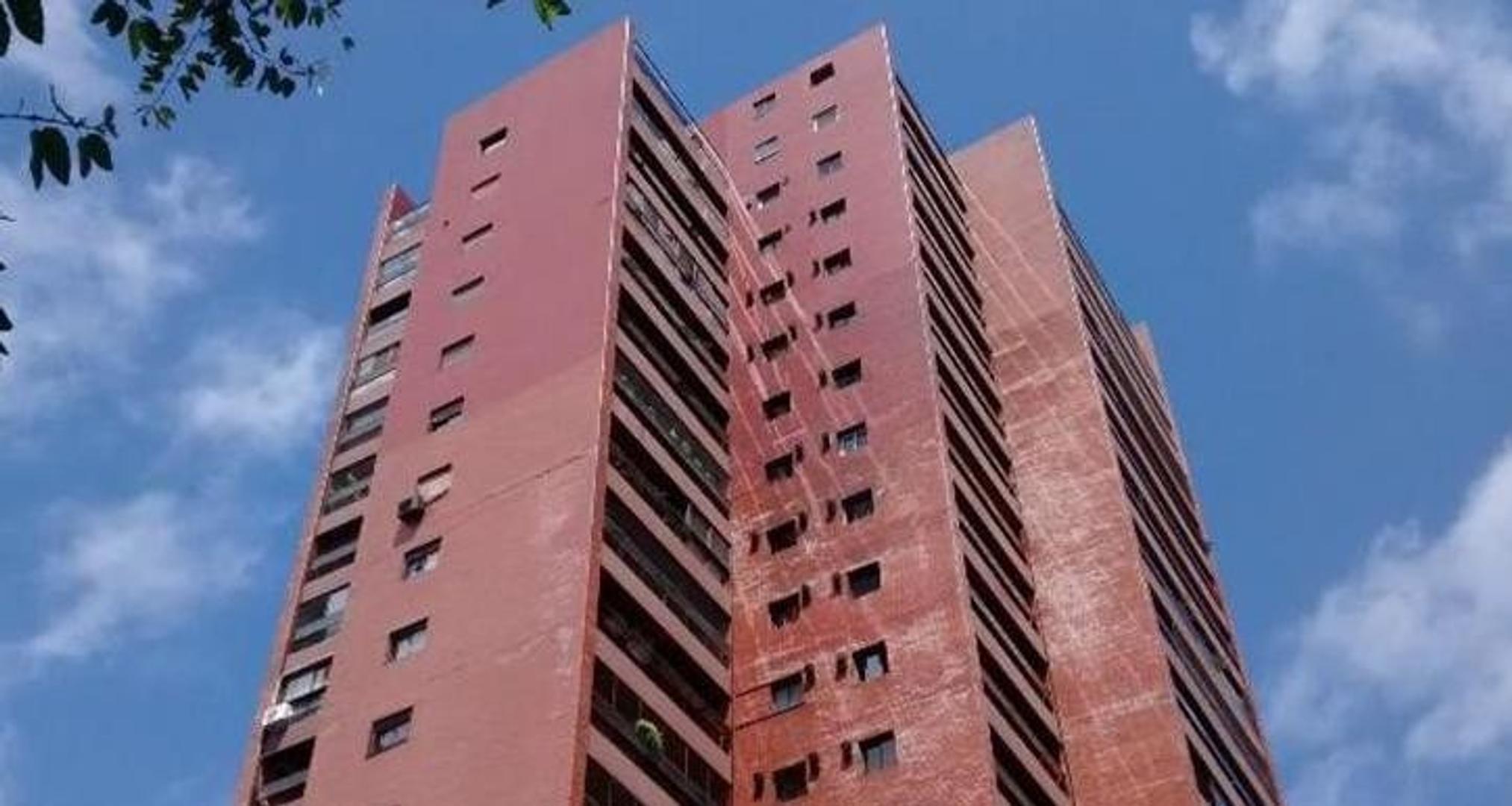 2 ambientes amoblado, con balcón y seguridad - Torre Trinidad  - Núñez