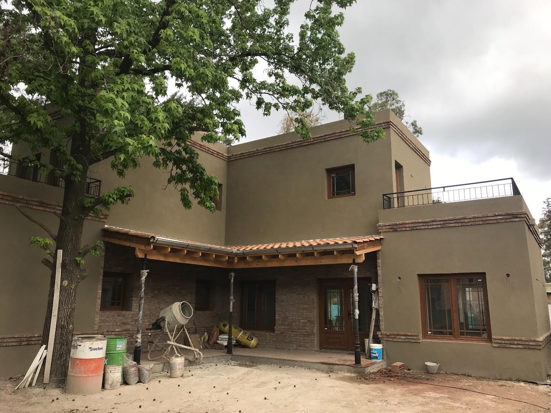 Casa en alquiler barrio cerrado La Pilarica