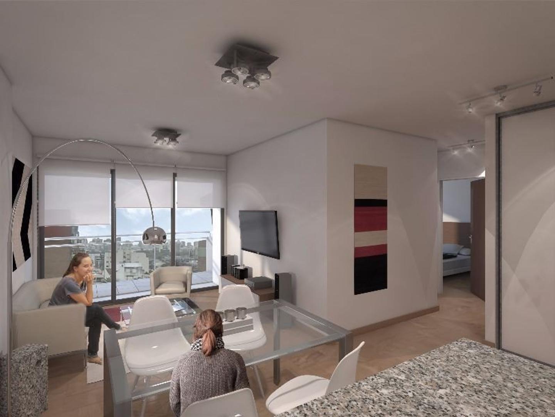 Dpto de 3 ambientes en POZO - 79,32 m2