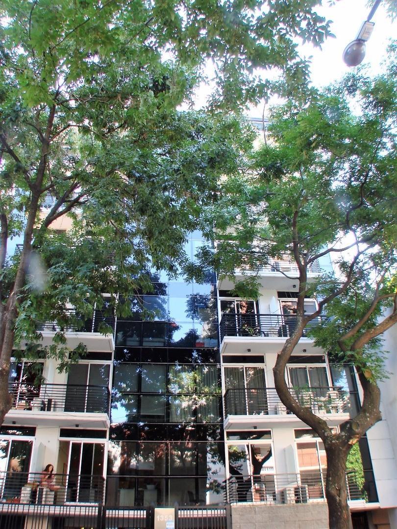 Tacuari 1300 - Monoambiente con Balcon