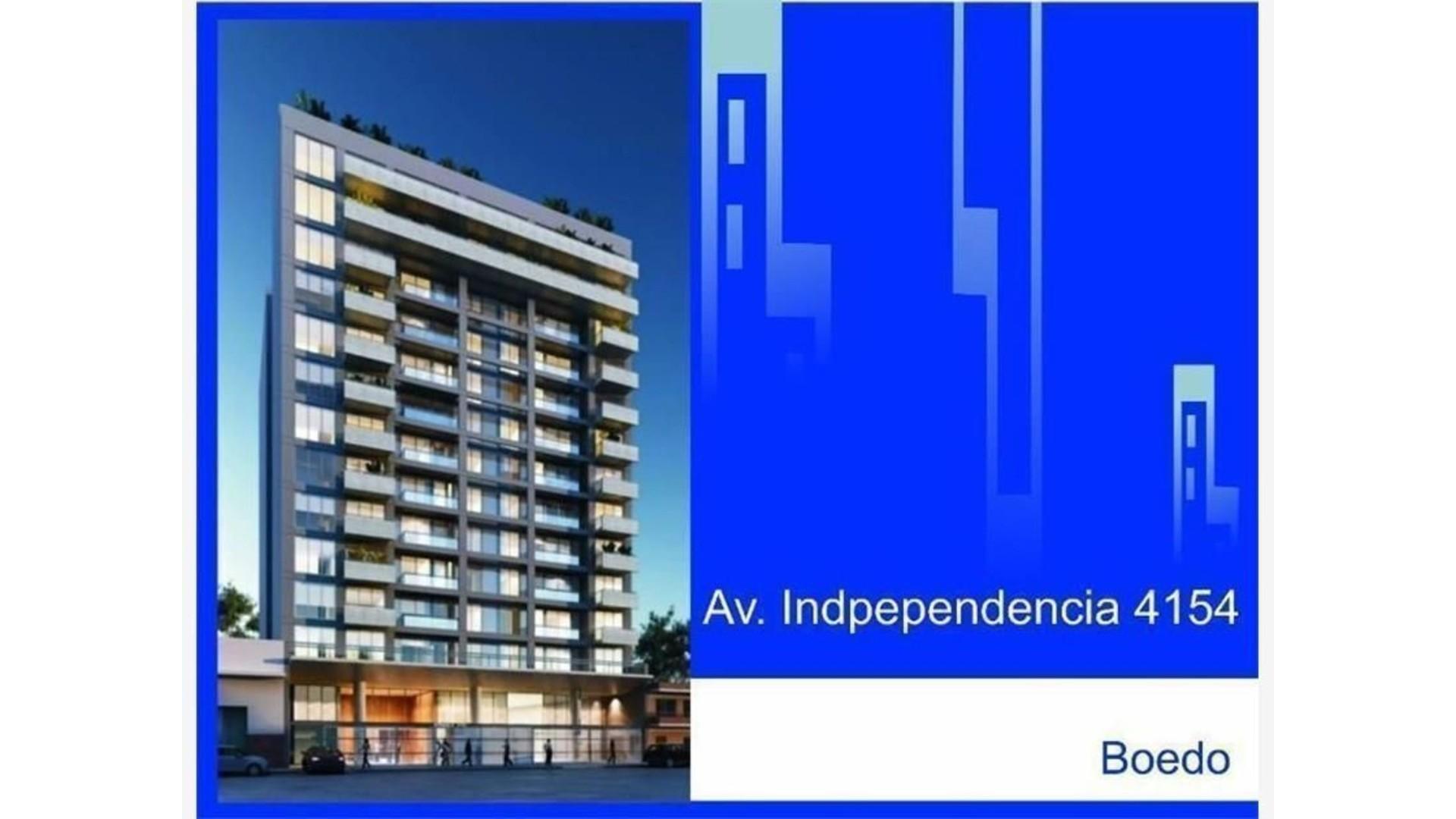 Av.Independencia 4154 8 º Boedo