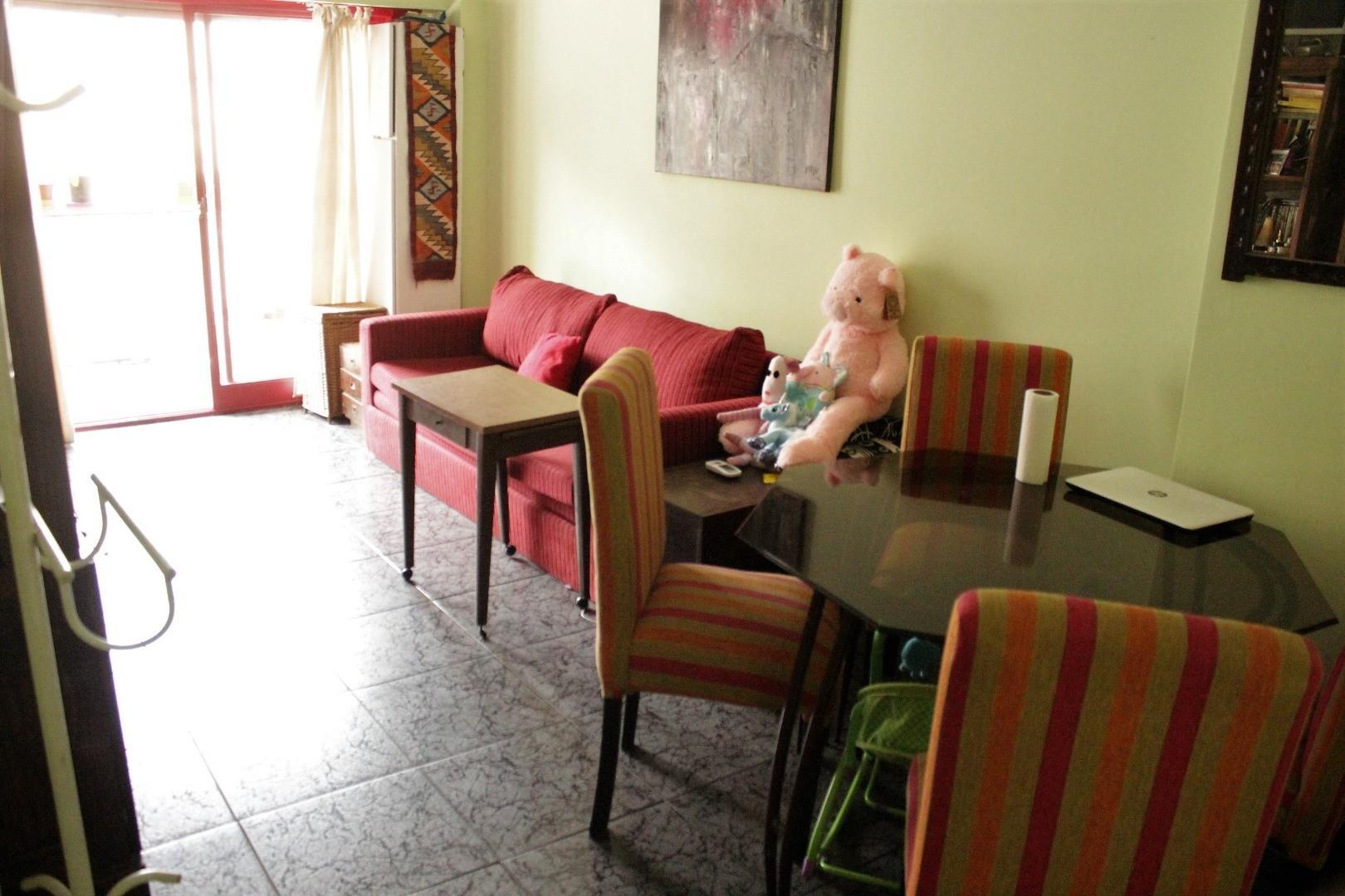 APTO CREDITO!! Venta 2 ambientes c/ balcón y patio en Av Juan B Justo 3600, Villa Crespo