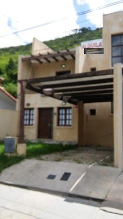 Excelente duplex de 3 dorm en alquiler a 500 mts Hotel Portezuelo