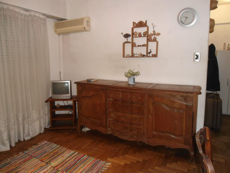 Departamento - 32 m² | 1 dormitorio | Frente