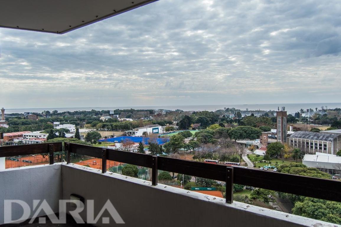 Venta- VISTA UNICA AL RIO-  balcon - cochera y baulera 2/3 ambientes