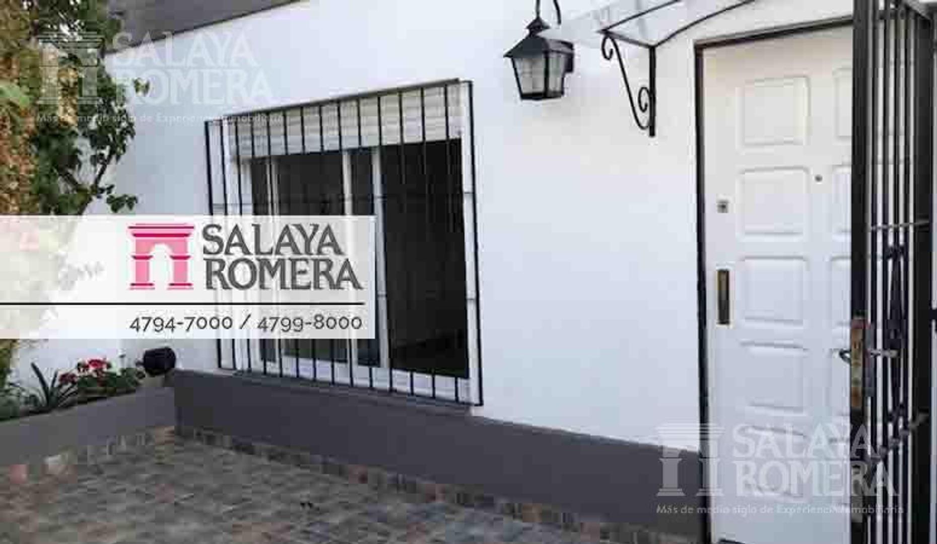 Casa en Venta en Carapachay - 5 ambientes