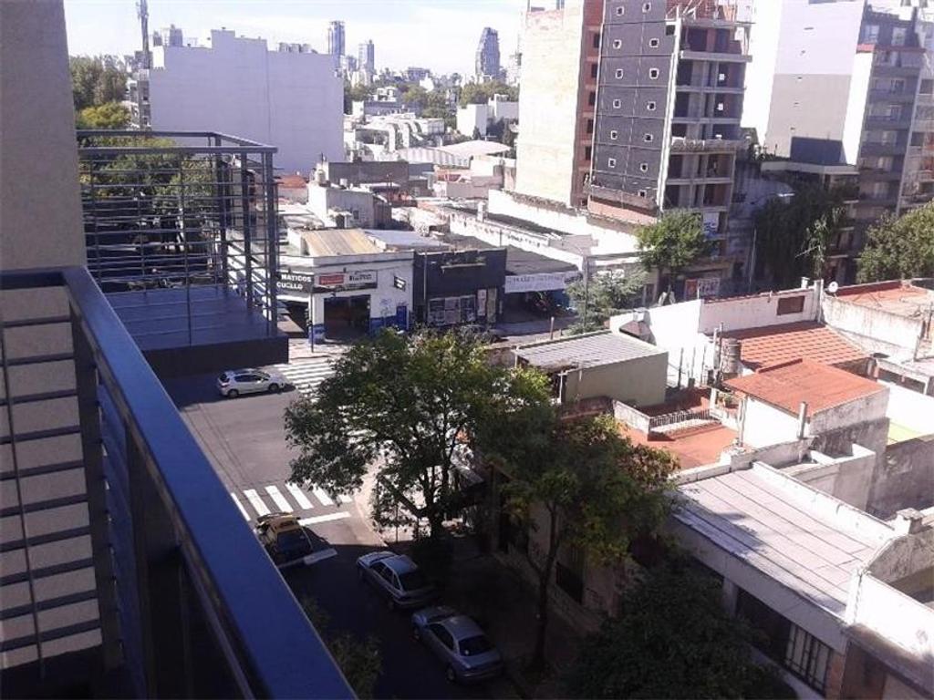 Excelente Monoambiente Divisible Luminoso con Balcón al Frente a estrenar - Palermo Hollywood-