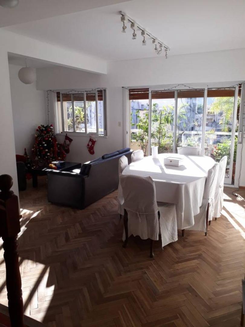 Matienzo 2500 dúplex 4 ambientes ó 3 amb 2 baños cochera y baulera. terraza propia