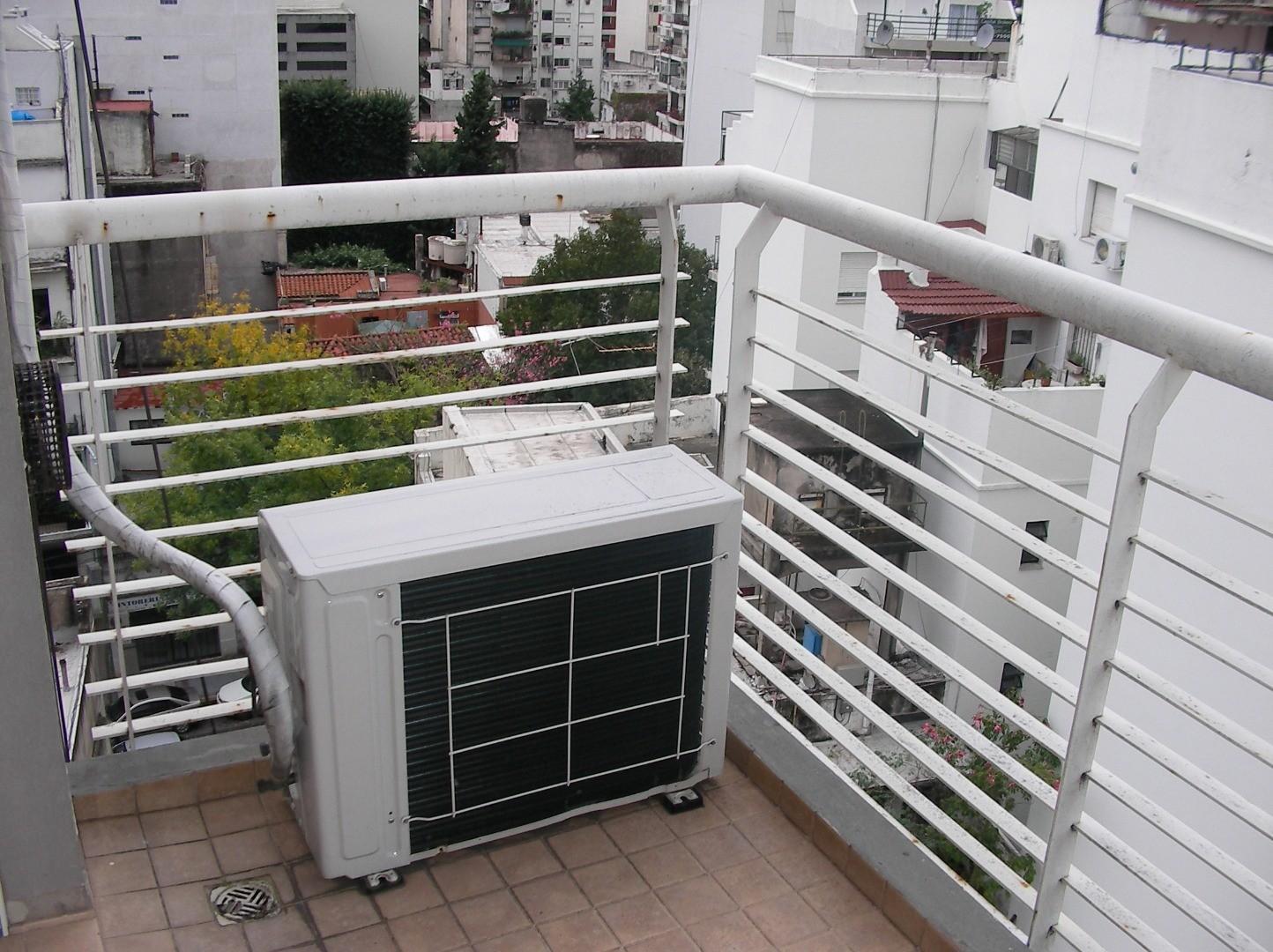 Departamento - 30 m² | Monoambiente | Contrafrente
