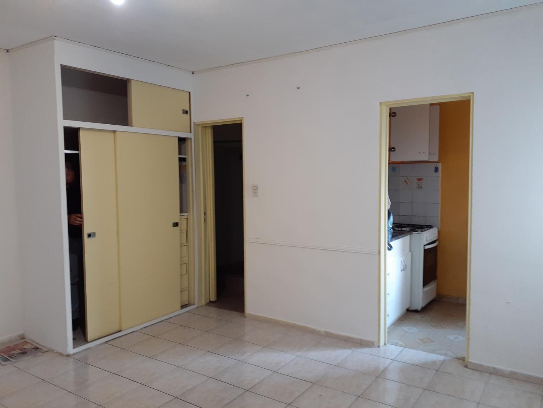 Departamento - 28 m² | 1 dormitorio | Lateral