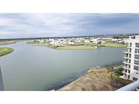 Super departamento en alquiler con vista increíble!! Q Bay Golf Nordelta