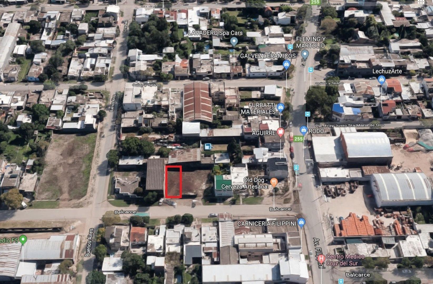 Terreno en Venta en Villa Gobernador Galvez