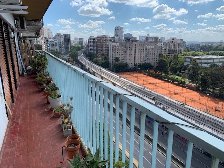 Departamento en Alquiler en Belgrano - 4 ambientes