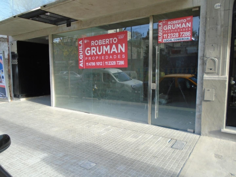 Local a Estrenar en Pleno Palermo Hollywood; 140 m2. Ideal Servicios, Franquicias, Etc.