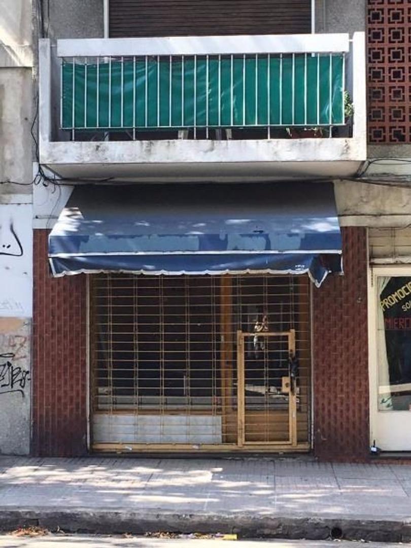 LOCAL COMERCIAL ZONA DE ALMAGRO !!!