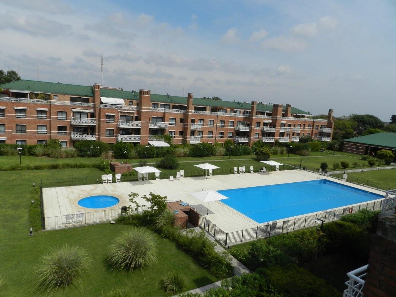 RETASADO Espectacular departamento ubicado en El Solar de San Isidro!! Impecable!!!