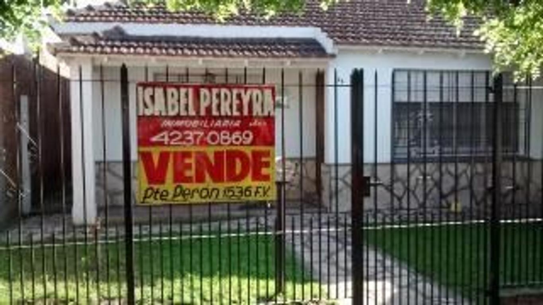 Casa en Venta de 4 ambientes en Buenos Aires, Pdo. de Florencio Varela, Florencio Varela