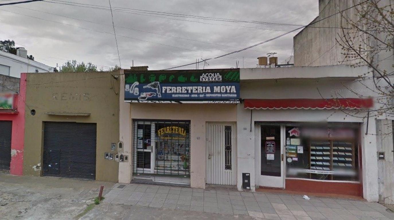 Lote de 8,66 x 51 m, c/salida por Sarmiento y Av. Mitre al 1400 e/Dorrego y Mármol, Quilmes Este