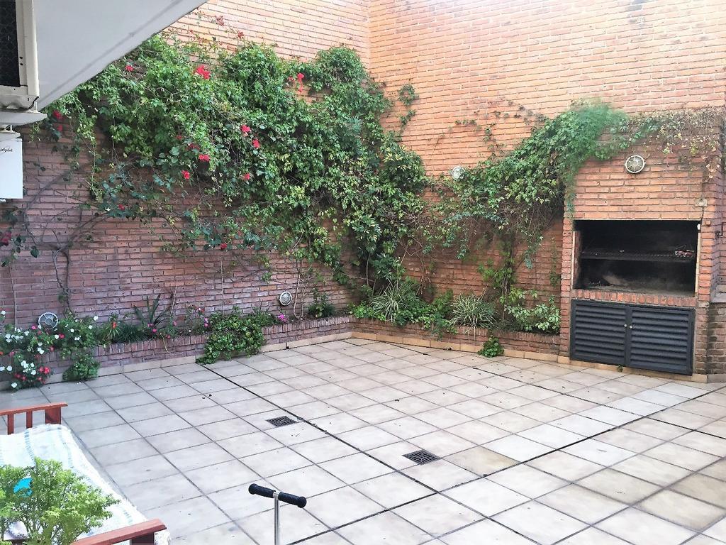 Excelente 3 ambientes, patio y parrilla, Belgrano/Cañitas