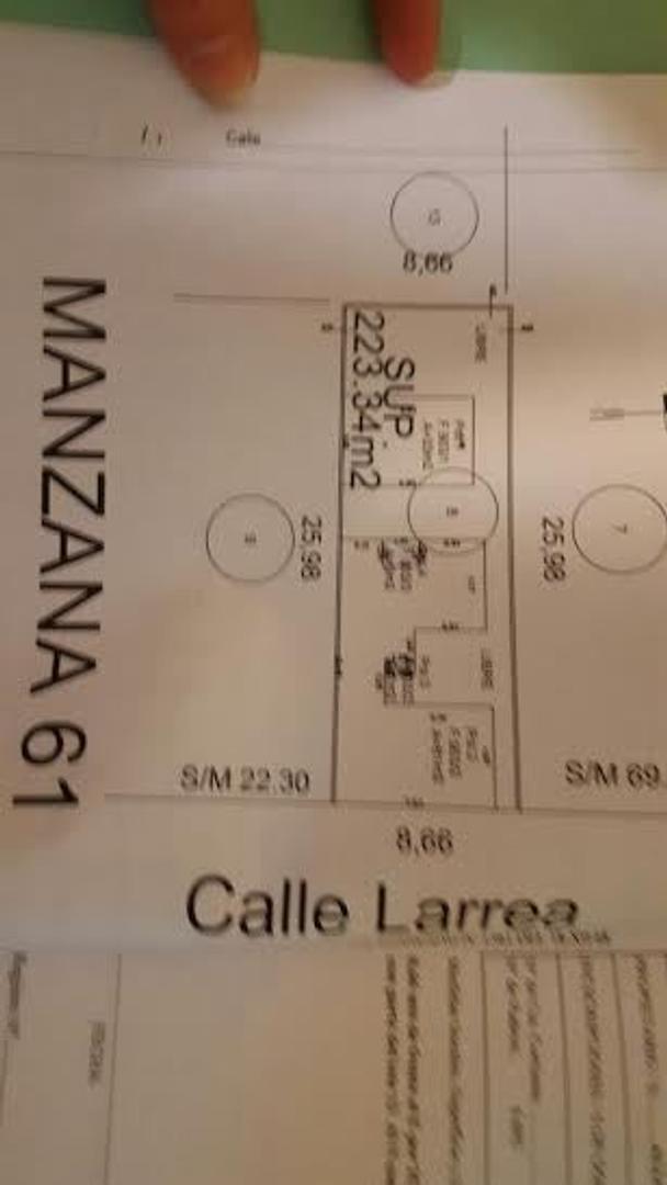 Terreno en Venta en Ramos Mejia