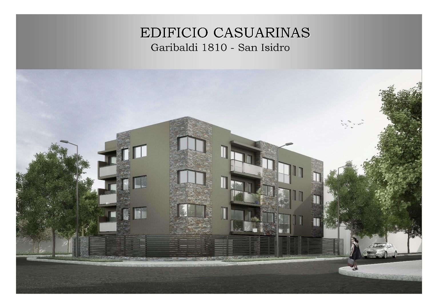 Venta Departamentos 3 Ambientes en Garibaldi al 800