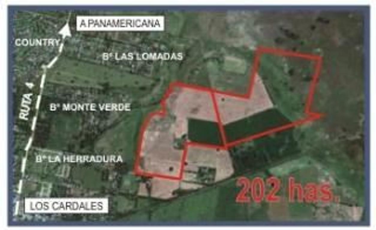 Campo en Venta en Buenos Aires, Pdo. de Exaltacion De La Cruz, Los Cardales