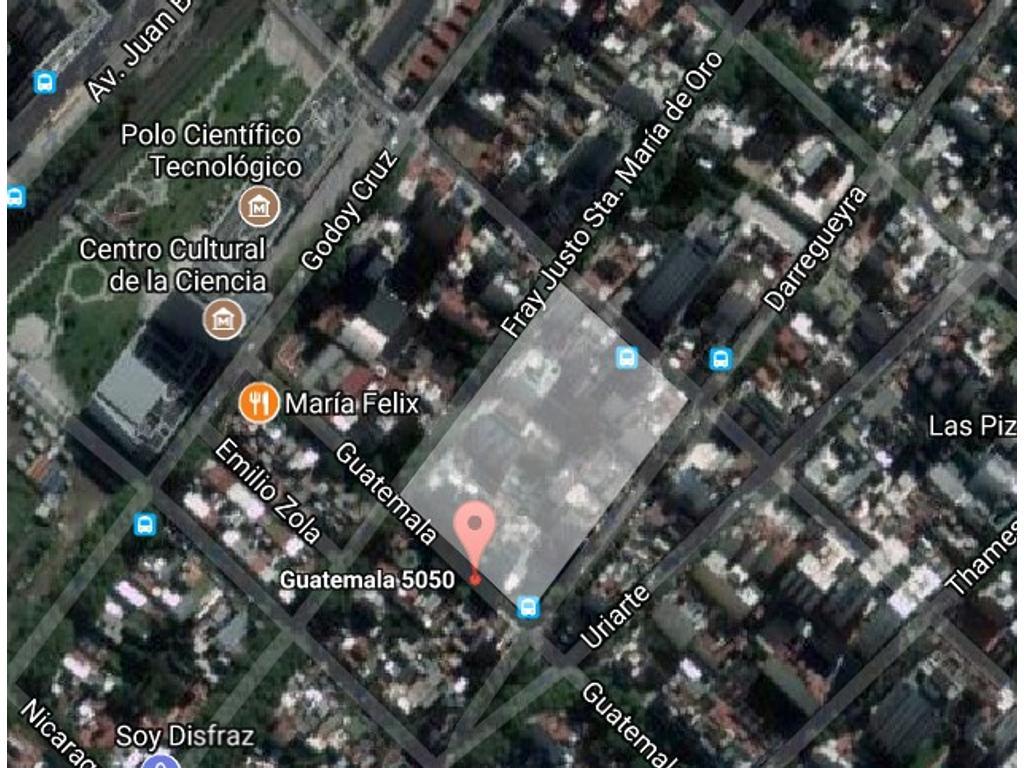 Venta terreno apto departamentos en PH, Palermo, Capital Federal